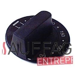 Bouton pour interrupteur et thermostat de chauffage sovelor 15000t