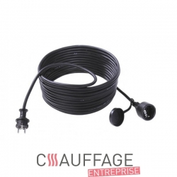Protection cable alimentation de chauffage sovelor 9000/15000t