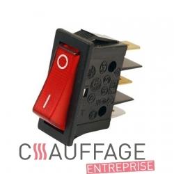 Interrupteur pour chauffage sovelor dso32 et dso50 konf