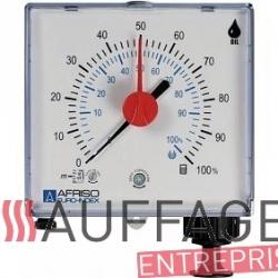 Jauge de fuel pour chauffage sovelor val6 et val6/2