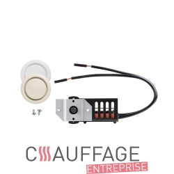 Thermostat integre pour chauffage sovelor c30
