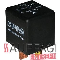 Relais demarrage moteur de chauffage sovelor master b70 cea (moteur 102001-16)
