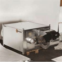 Ventilateur + moteur integre dans turbine pour elite