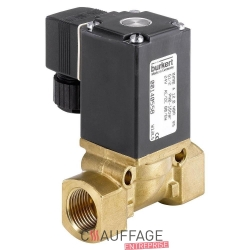 Electrovanne air de chauffage sovelor dso115-140-165-225 (cylindrique - blowtherm)
