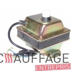 Transformateur d'allumage pour bruleur weishaupt wg5 de chauffage sovelor