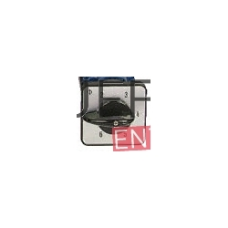 Selecteur 6 positions pour chauffage sovelor ek15 bx15
