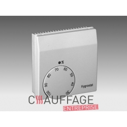 Hygrostat sovelor pour regulation du taux d'humidite plage 20/80 % hr
