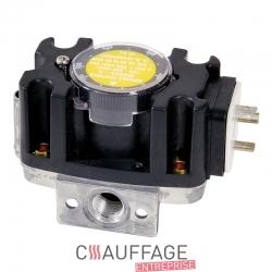Pressostat gaz gw150 a2/mb pour bloc gaz de chauffage sovelor bs3