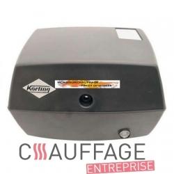 Capot metallique pour bruleur ecoflam de chauffage sovelor minor20tc ou tl