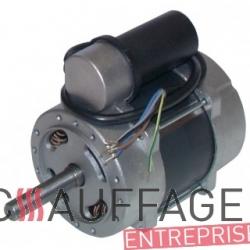 Moteur de chauffage sovelor master b30 tous modeles 4 fils 1425 tr/mn (sans relais)