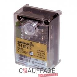 Coffret sartronic tf712-1 pour chauffage sovelor