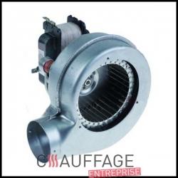 Ventilateur bruleur de chauffage sovelor dso80-115-140 (coque blowtherm)