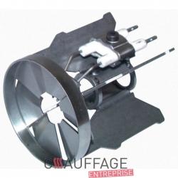 Deflecteur pour chauffage sovelor dso50/at500