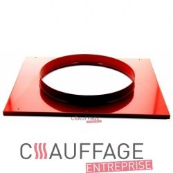 Plenum a grille standard pour chauffage sovelor f115