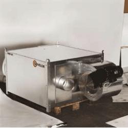 Ventilateur sovelor centrifuge complet avec turbine + panneau + grill G01323