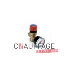 Capsule de securite pour chauffage sovelor gryp isatis jet28/40