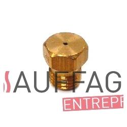 Injecteur gaz propane g31 1.5 pour chauffage sovelor rl9-rl18/2