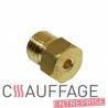 Injecteur gaz naturel g25 2.15 pour chauffage sovelor rl6-rl12/2