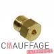 Injecteur gaz naturel g20 1.9 pour chauffage sovelor rl12/2