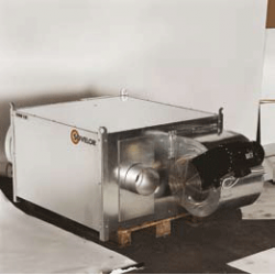 Ventilateur complet centrifuge pour chauffage sovelor jumbo175