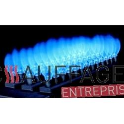 Rampe bruleur gaz sovelor riello bs mbd 412 gaz nat 20 mbar gaz propane 37 mbar