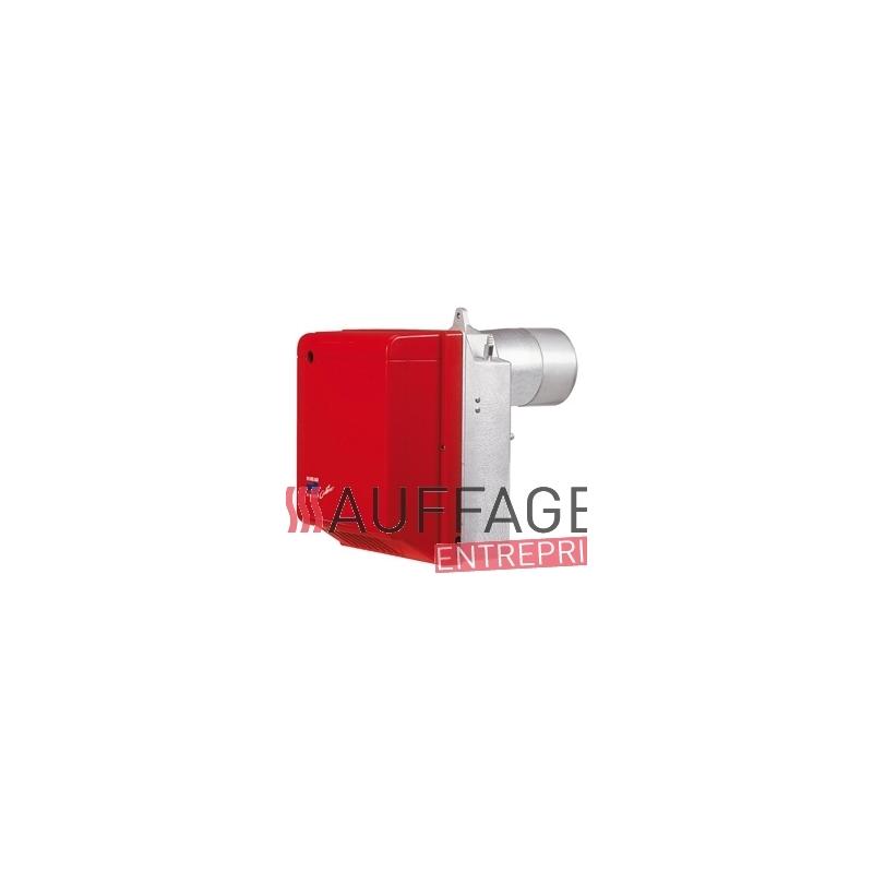 Bruleur gaz riello bs3 sans rampe gaz 65 189 kw en 230 v de chauff - Rampe a gaz pour paella ...