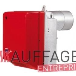 Bruleur gaz riello bs4 sans rampe gaz 110/246 kw de chauffage sovelor gn 20 mbar