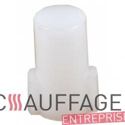 Accouplement plastique helice de chauffage sovelor 9000t/15000t