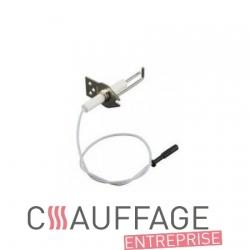Electrode allumage avec cable assemble pour chauffage sovelor brasilia