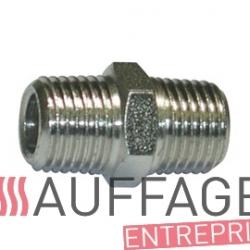 Raccord chauffage 1/4-1/4 filtre fuel pour chauffage sovelor jumbo-farm-sp-f