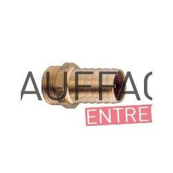 Raccord chauffage droit 1/4 mx6 reservoir et pompe chauffage sovelor ec/ge