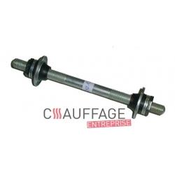 Axe de roues pour chauffage sovelor jumbo70-80-90
