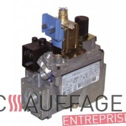 Bloc electrovanne gaz pour chauffage sovelor ags20-32-20/c-32/c 830 rp 1/2