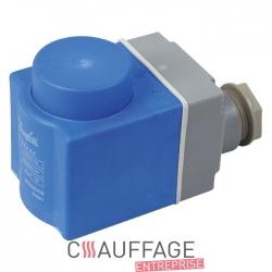 Bobine electrovanne danfoss bfp de chauffage sovelor ec/ge/f/sp/jumbo/farm