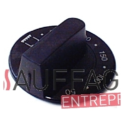 Bouton de reglage th pour chauffage sovelor c15