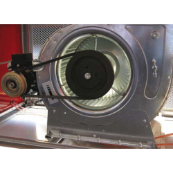 Ventilateur centrifuge sovelor haute pression pour jumbo - farm 175 400 v triphase