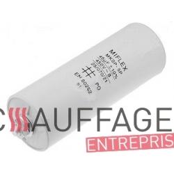 Condensateur 45 uf pour chauffage sovelor jumbo et farm