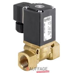 Electrovanne gaz brahma de chauffage sovelor eg15