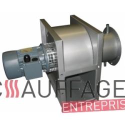 Extracteur de fumee pour chauffage sovelor ags/ags/c70 80 w