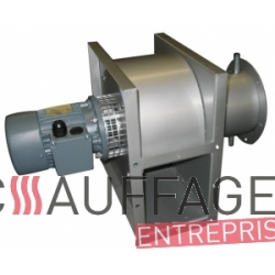 Extracteur de fumee pour chauffage sovelor ags/ags/c95 100 w
