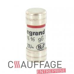 Fusible 16 a (5x20) pour chauffage sovelor jumbo et farm centrifuges