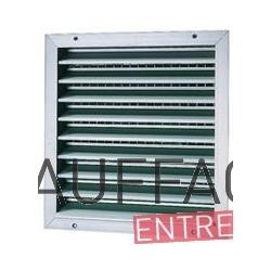 Grille aspiration de chauffage sovelor ec80/ge105ce/gp115a