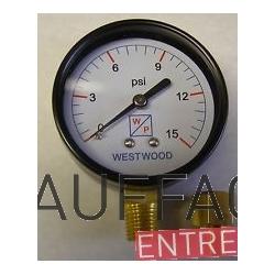 Manometre special ha1180 reglage compresseur chauffage sovelor master ACC97