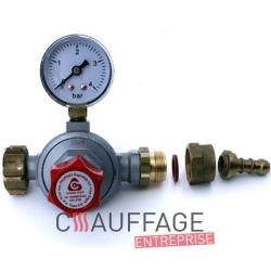 Manodetendeur propane 0.5 a 2b pour ts chauffage sovelor gp et ga75/100/110