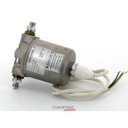 Filtre fuel rechauffeur pour generateurs fuel et dso