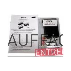 Kit entretien pour flash gicleur 0.85 x 60ah + filtre