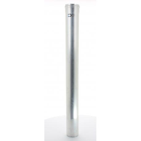 tuyau de cheminee inox pour chauffage sovelor elite c30 fuel 1 metre. Black Bedroom Furniture Sets. Home Design Ideas