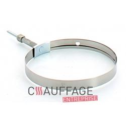 Collier diametre 125 à 160 mm pour fixation gaine sur v1