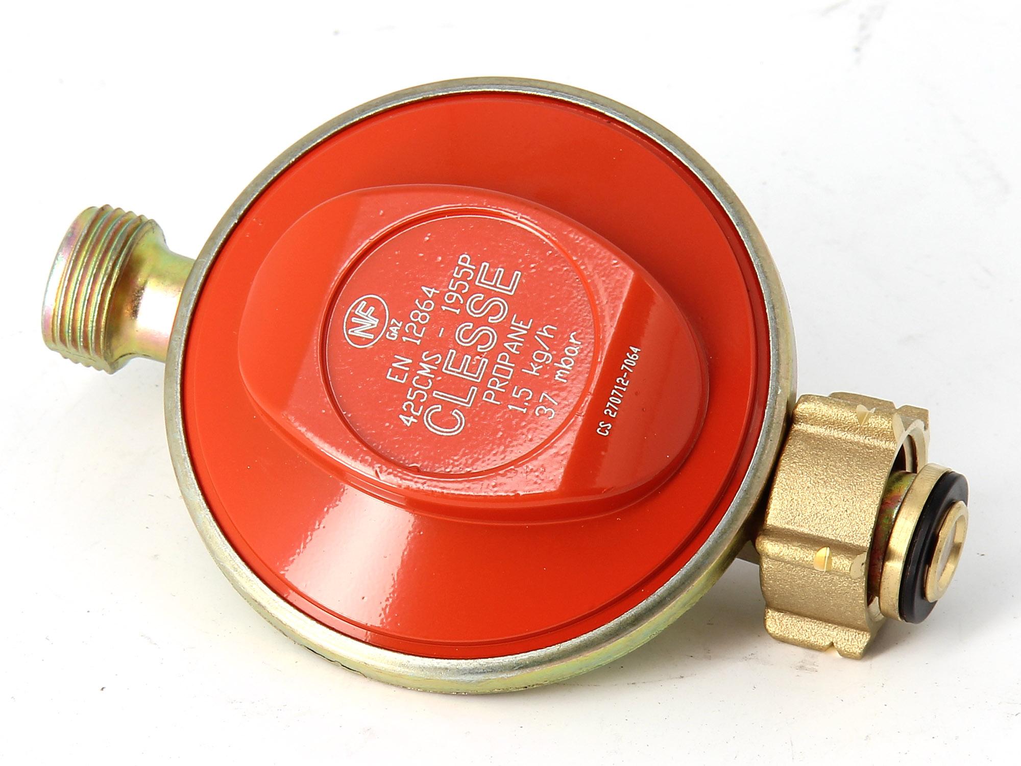 detendeur gaz propane 20 kg h 37 mbar 1 5 bar reglage fixe pour cha. Black Bedroom Furniture Sets. Home Design Ideas