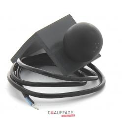 Thermostat d'ambiance special pour str et gts avec sonde de temperature resultante